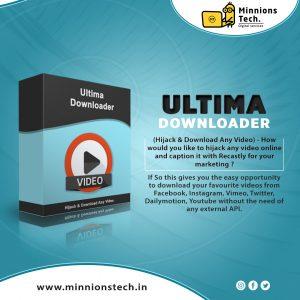 Ultima Downloader