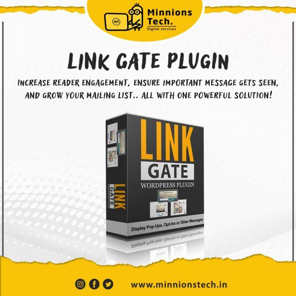Link Gate Plugin