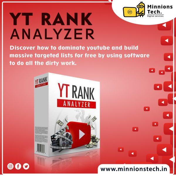 YT Rank Analyzer