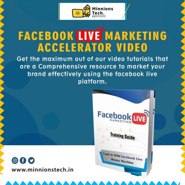 Facebook LIVE Marketing Accelerator Video