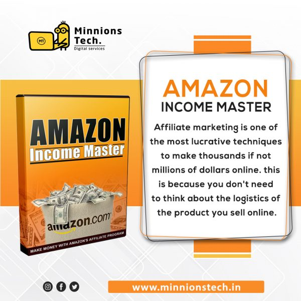 Amazon Income Master