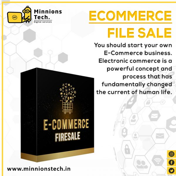 Ecommerce Fire Sale
