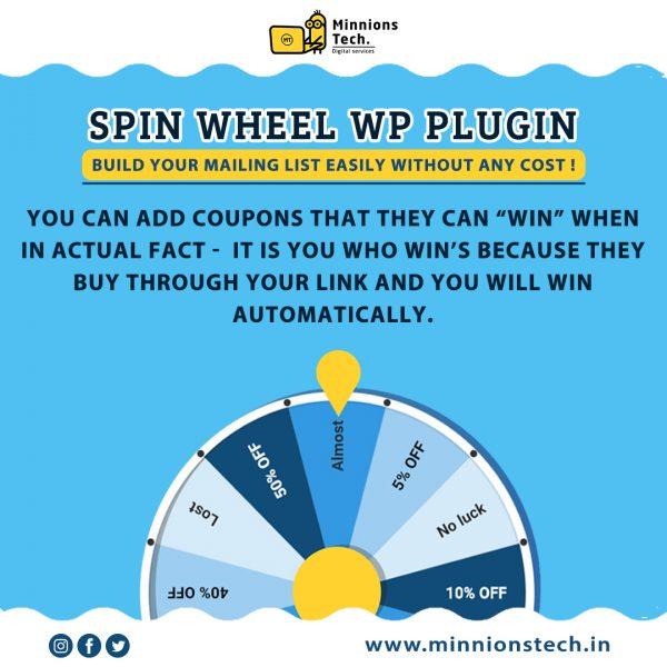 Spin Wheel WP Plugin