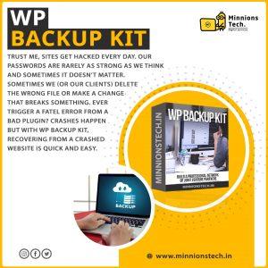 WP BackUp Kit
