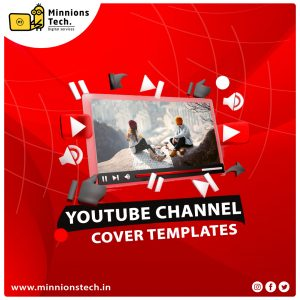 Youtube Channel Cover Templates