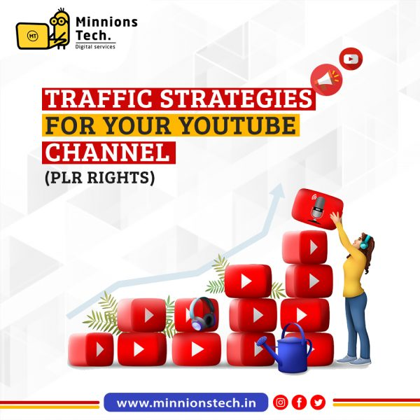 Traffic Strategies for Your Youtube Channel