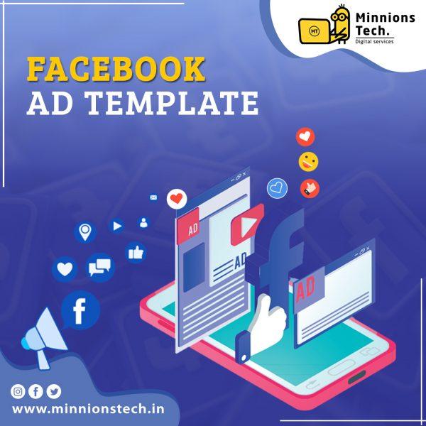 Facebook Ad Template