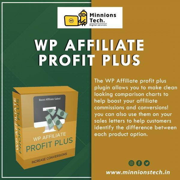 WP Affiliate Profit Plus