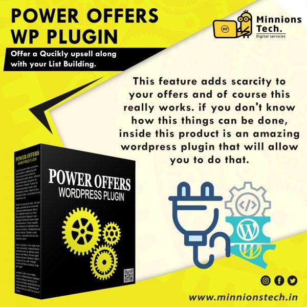 Power Offers WP Plugin