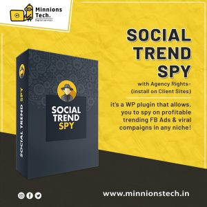 Social Trend Spy: With Agency Rights