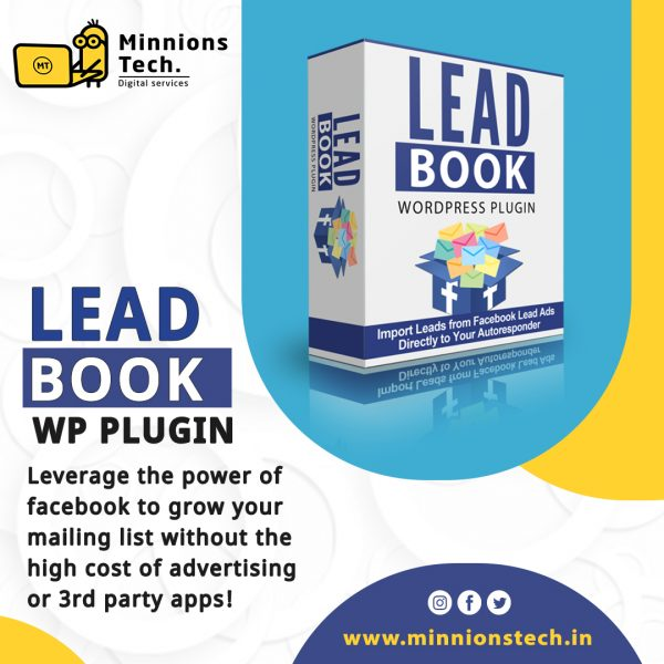 Lead Book WP Plugin