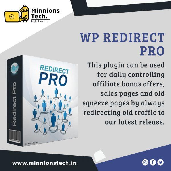 WP Redirect Pro