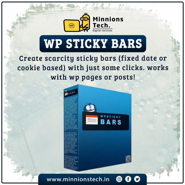 WP Sticky Bars