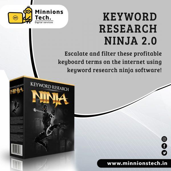 Keyword Research Ninja 2.O