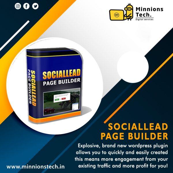 SocialLead Page Builder