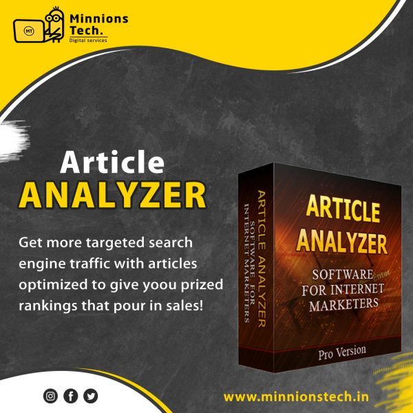 Article Analyzer