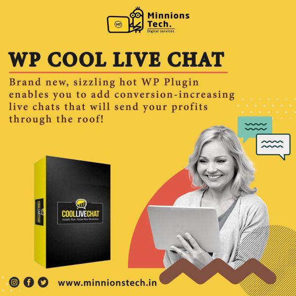 WP Cool Live Chat